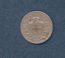 SUISSE - 2 RAPPEN 1941 - Suisse