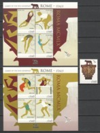 Guyana - Limited Edition Set 14 MNH - SUMMER OLYMPICS ROMA 1960 - Zomer 1960: Rome