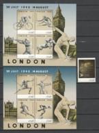 Guyana - Limited Edition Set 11 MNH - SUMMER OLYMPICS LONDON 1948 - Zomer 1948: Londen