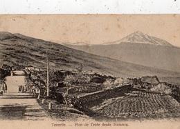 TENERIFE PICO DE TEIDE DESDE MATANZA - Tenerife