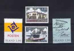 Aland. Administration Postale Propre à Aland - Aland