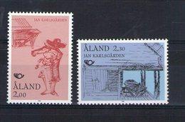 Aland. Norden 93. Tourisme. Musée En Plein Air Jan Karlsgarden - Aland