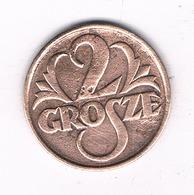 2 GROSZY 1928  POLEN /3972/ - Poland