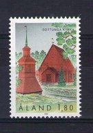 Aland. église De Sottunga - Aland