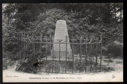 45, Chanteau, Le Monument Du Turco, 1870 - France