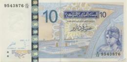 Tunisie 10 Dinars (P90) 2005 (Pref: D/12) -UNC- - Tunisia