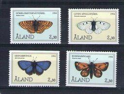 Aland. Papillons - Aland