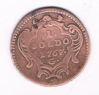 1 SOLDO 1767 G GORIZIA ITALIE /3976/ - Gorizia