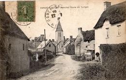 CONDE-SUR-VIRE ROUTE DE TORIGNI - France