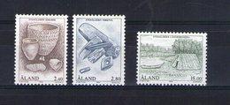 Aland. Archéologie. L'âge De Pierre - Aland
