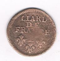 LIARD DE FRANCE 1694 L FRANKRIJK /3977/ - 987-1789 Monnaies Royales