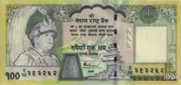 Nepal 100 Rupee (P57) 2005 Sign 16 -UNC- - Nepal