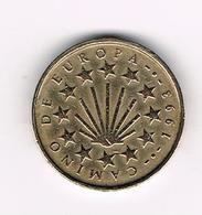 //  SPANJE 100 PESETAS 1993 CAMINO  DE  EUROPA - [ 5] 1949-… : Royaume