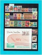INDONESIA...LIQUIDATION - Stamps