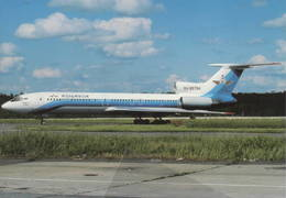 Kolavia Airlines Russia Tupolev TU-154M RA-85784 At Mosca - 1946-....: Era Moderna