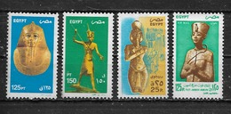 EGYPTE   Yvert  1733-1734 Et PA  N° 172-269  Neufs Sans Gomme - Poste Aérienne