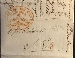 1815 CORINALDO PER S. VITO - ...-1850 Préphilatélie