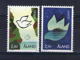 Aland. Europa 1995. Paix Et Liberté - Aland