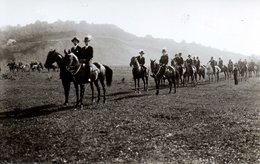 Hungary, Torda, Horsemen - Ungheria