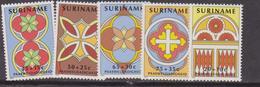 Suriname - 1982 Easter Pasqua Set  MNH - Suriname