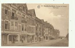 Knokke - Kustlaan - Cigareten En Tabak Winkeltje - Knokke