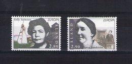Aland. Europa 1996; Femmes Célèbres - Aland