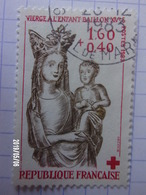 FRANCE N°2295 - VIERGE A L'ENFANT - Red Cross