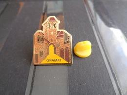 PIN'S DE GRAMAT - Villes