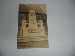 Soignies Neufvilles Monument Des Combattants Et Déportés - Soignies