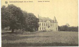 SORINNES- LA - LONGUE  Château De Sorinnes. - Assesse