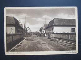 AK BRUCK A.d.Leitha Lehrlingsheim 1924 // D*38245 - Bruck An Der Leitha