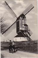 Moulin à Vent / 1954 / Hollands Molenlandschap / Personnages - Moulins à Vent