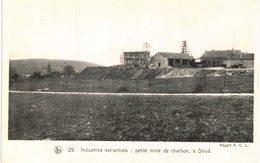 STUD-HALTINNE   Petite Mine De Charbon. - Gesves