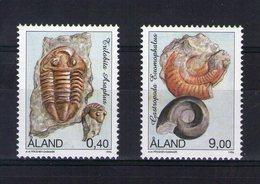 Aland. Fossiles - Aland