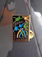 PIN'S FIGEAC 1992 EN FETES - Cities