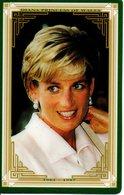 Princesse DIANA Princess Lady Di Angleterre Carte Prépayée (G 142) - Personnages