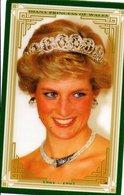 Princesse DIANA Princess Lady Di Angleterre Carte Prépayée (G 144) - Personnages
