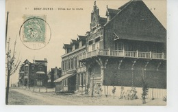 BRAY DUNES - Villas Sur La Route - Bray-Dunes