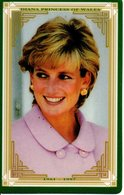 Princesse DIANA Princess Lady Di Angleterre Carte Prépayée (G 146) - Personnages