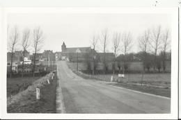 Ophain-Bois-Seigneur-Isaac (Braine-l'Alleud) - Photo Format Carte Postale - Panorama - Eglise Paroissiale Ste Aldegonde - Braine-l'Alleud