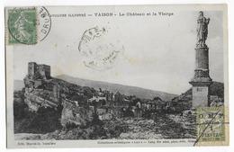 LIBAN / SYRIE - 1922 - CARTE De BUIS LES BARONNIES (DROME) => ALEY TAXE POSTE RESTANTE ! Puis REEXPEDIEE => BEYROUTH - Liban