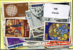 Lot 100 Timbres Irlande - Timbres