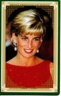 Princesse DIANA Princess Lady Di Angleterre Carte Prépayée (G 147) - Personnages