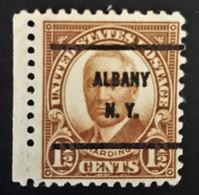 USA Scott #684 – Precancel Albany New York (1930) - United States