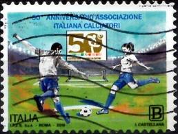 Italia 2018 Associazione Calciatori - 6. 1946-.. Republik