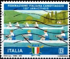 Italia 2018 Federazione Italiana Canottaggio - 6. 1946-.. Republik
