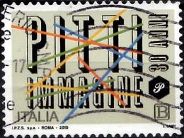 Italia 2019 Pitti Immagine - 6. 1946-.. Republik