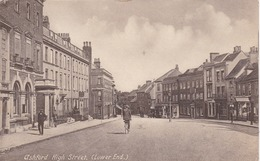 ASHFORD - KENT- ENGLAND -  ANIMATED POSTCARD 1912 - NICE STAMPS.. - Autres
