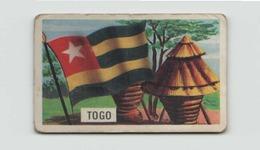 IMAGE CHEWING GUM JOHNNY MANAR GUM ALGERIE TOGO - Old Paper
