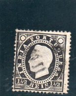 INDE 1886 O - Inde Portugaise